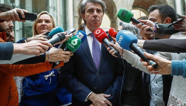 L'expresident de la Comunitat de Madrid Ángel Garrido.