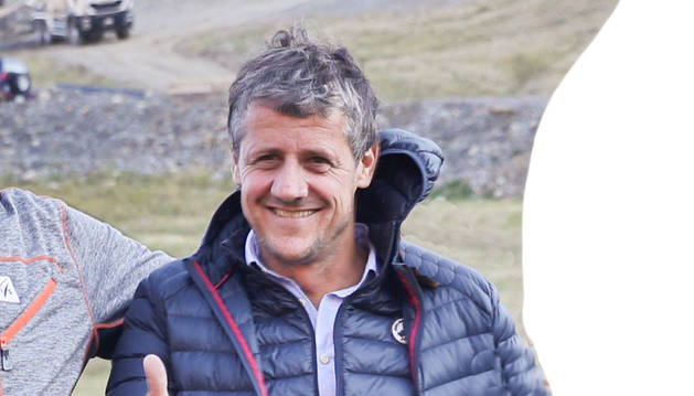Carles Visa, gerent de la FAE