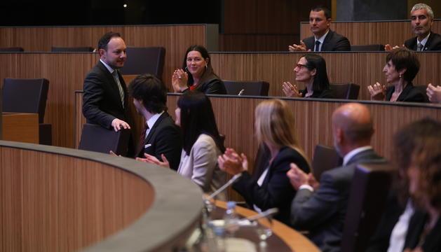 Xavier Espot és el nou cap de Govern del Principat