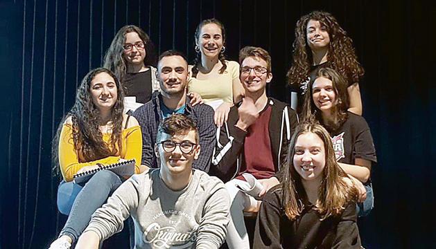 'Refugiats', dels joves de Generació J