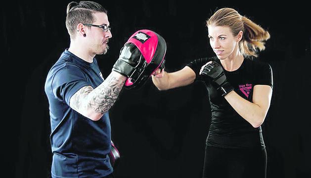 La boxa, un esport cada vegada més practicat per nens