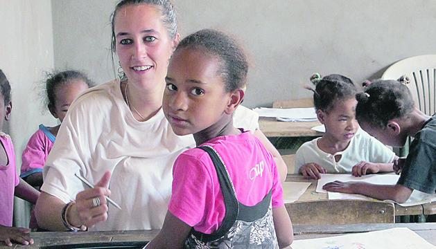 Maria Guillamet, guanyadora del Premi Unicef 2019