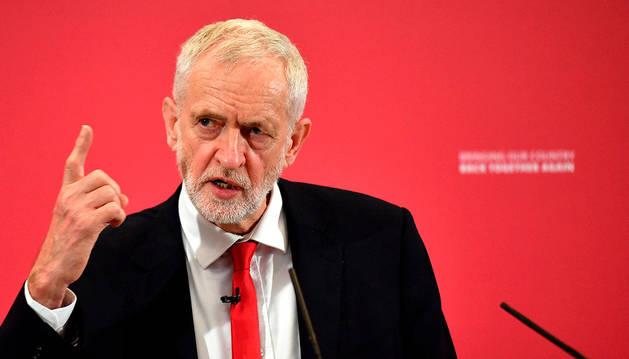 El líder del Partit Laborista, Jeremy Corbyn.