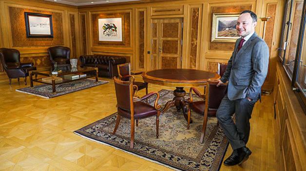 Entrevista a Xavier Espot nou Cap de Govern