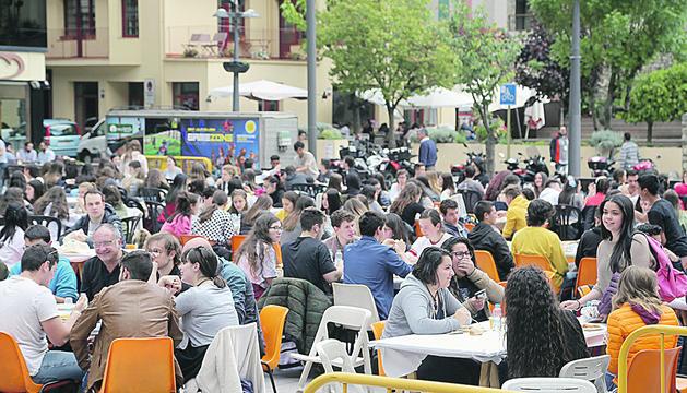 La Universitat d'Andorra rep 400 alumnes per la jornada de portes obertes