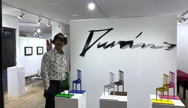 Duván torna a la galeria Art al Set