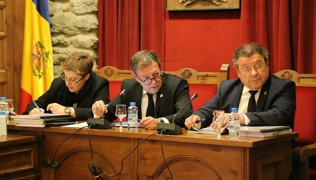 El cònsol major, Josep Miquel Vila Bastida, ha explicat que ja hi ha un inversor lauredià per la tirolina