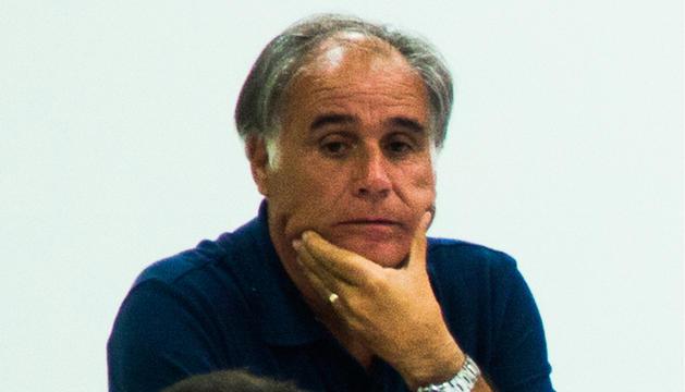 Josep Garcia està empresonat com Tomàs Gea