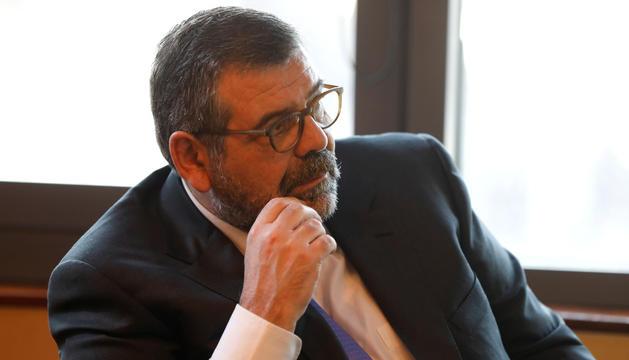 Jean Michel Rascagneres deixa la CASS.