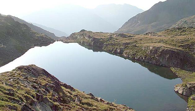 Entorn encisador dels estanys de l'Angonella
