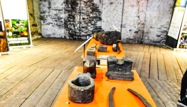 El patrimoni industrial del ferro