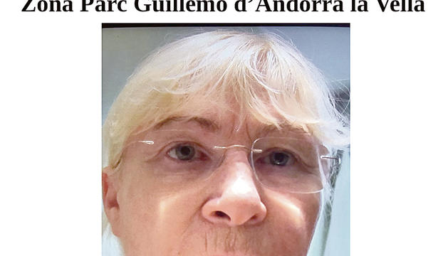 La família de la dona desapareguda creu que no ha sortit d'Andorra
