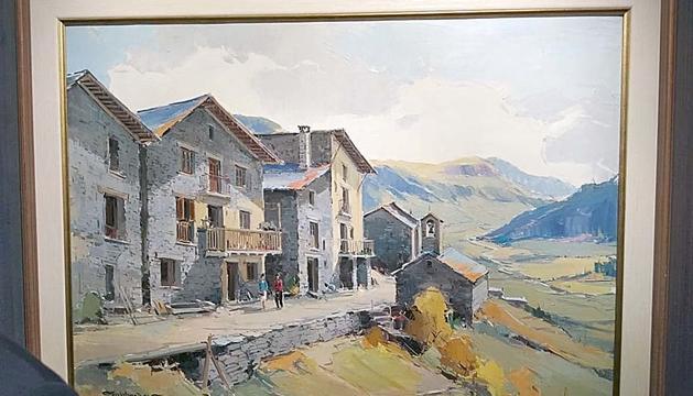 Canillo, segons Francesc Galobardes