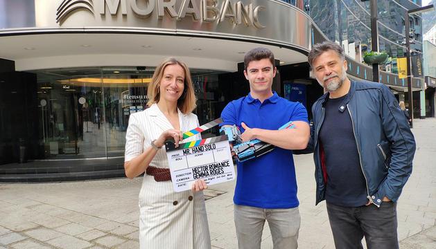 MoraBanc patrocinarà el documental 'Hand Solo'