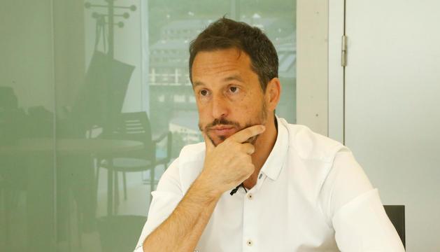 Pere López explotarà les diferències entra DA i L'A sobre la Llei de la Funció Pública.
