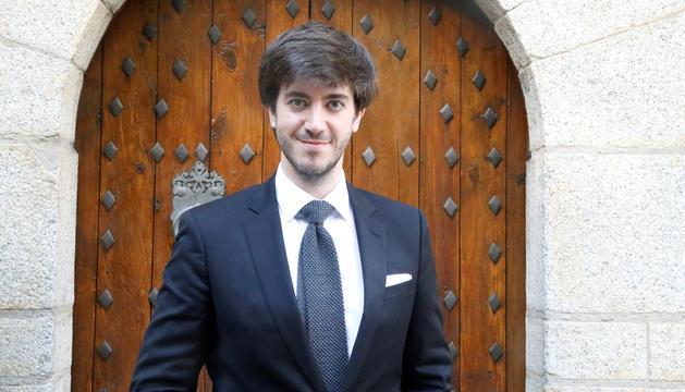 Carles Enseñat assegura que a Andorra hi ha una cultura pactista molt desenvolupada.