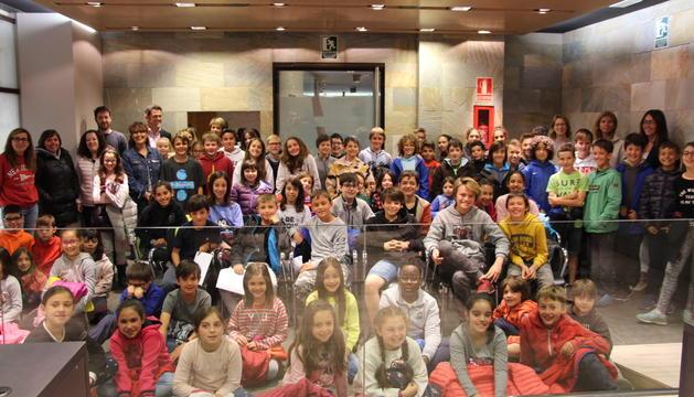 El Consell d'Infants ha celebrat l'última sessió del curs