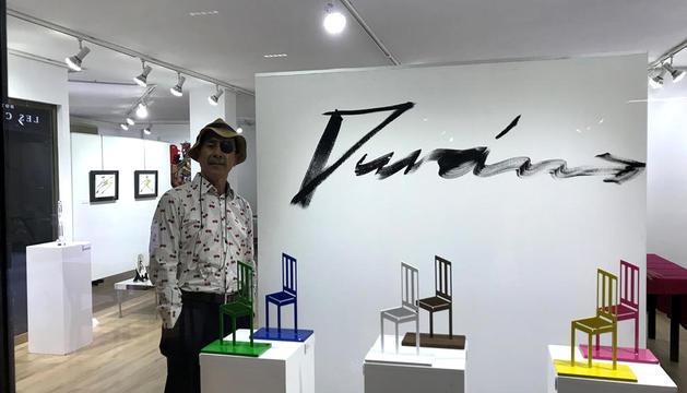 Duván: 'Tintes i escultures'