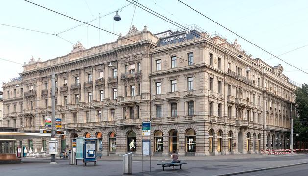 La renda variable ha estat bloquejada quatre anys a Credit Suisse.