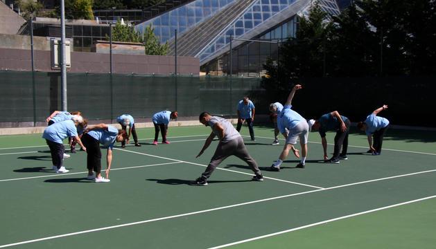 Els Esports d'estiu se celebren entre juliol i agost.