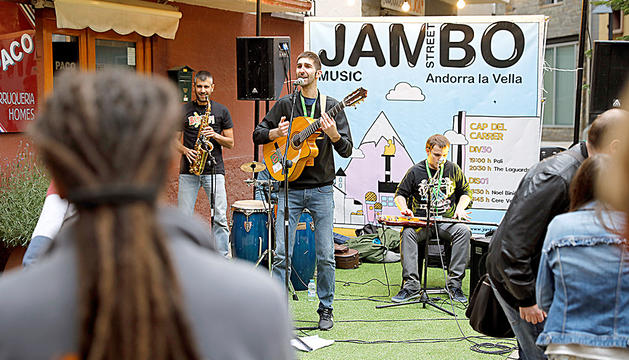 El Jambo inicia el desplegament