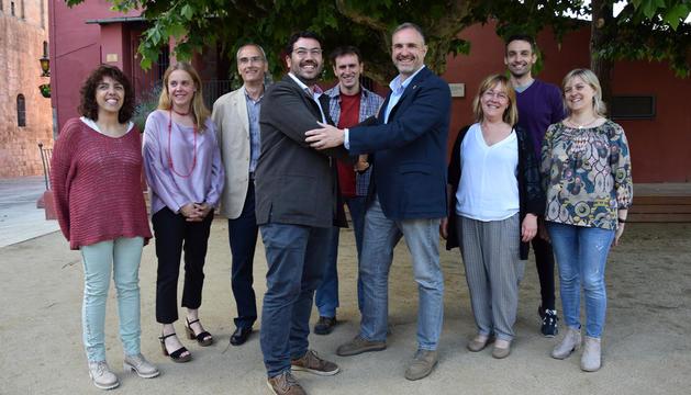 Acord de Govern entre Junts i ERC a la Seu i al Consell Comarcal