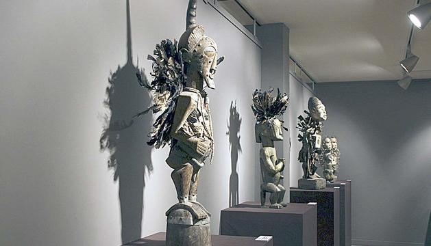 Art africà al Centre d'art escaldenc