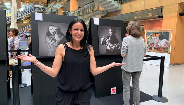Céline Pech, autora de les fotografies.