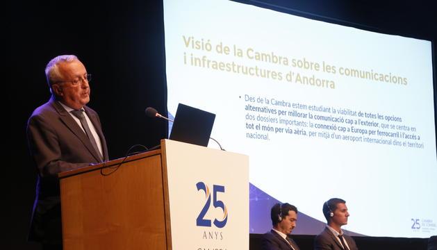 L'aeroport a Andorra costaria entre 500 i 700 milions d'euros