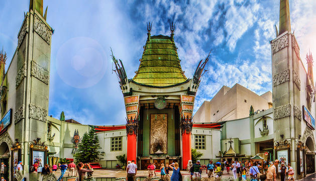 'Le Blizzard' es projectarà al 'Chineses Theatre' de Hollywood