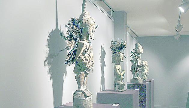 Art Africà, al Centre d'art escaldenc