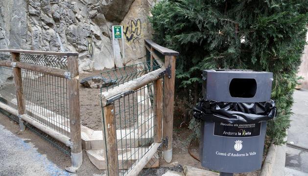 Pipicà d'Andorra la Vella.