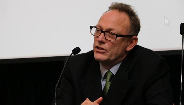 Ben Emerson és advocat de Junqueras, Sànchez i Cuixart.