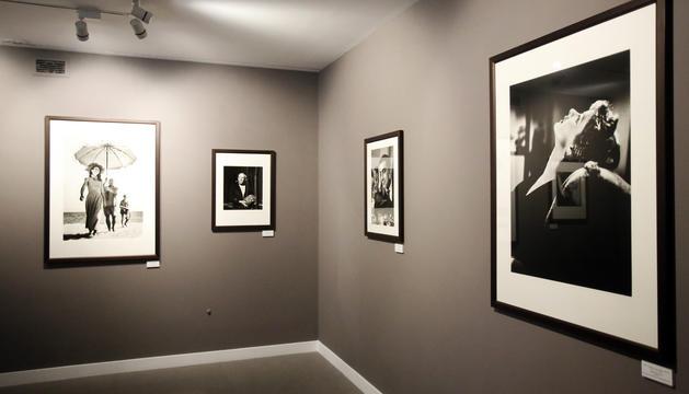 Alguns retrats dels amics de Robert Capa