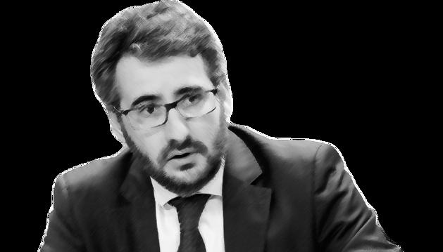 L'actual ministre de Finances i Portaveu, Eric Jover