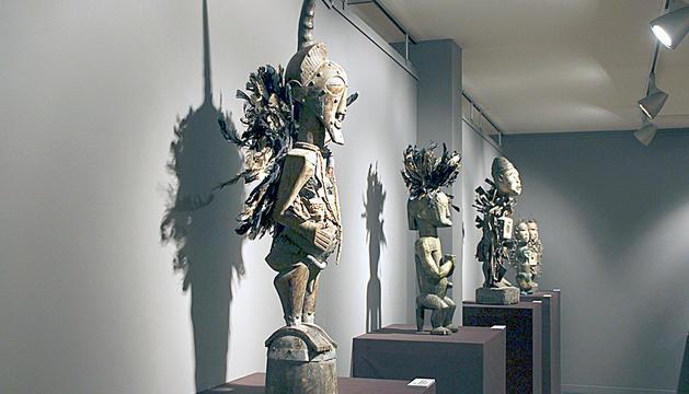 'Art africà. Batec de la humanitat', de nit