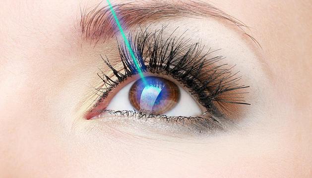 La cirurgia làser és una solució per deixar d'utilitzar ulleres o lents de contacte