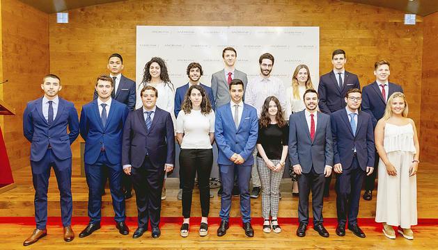 Andbank incorpora 21 joves al programa de pràctiques d'estiu emmarcat dins l'Andbank Trainee Program