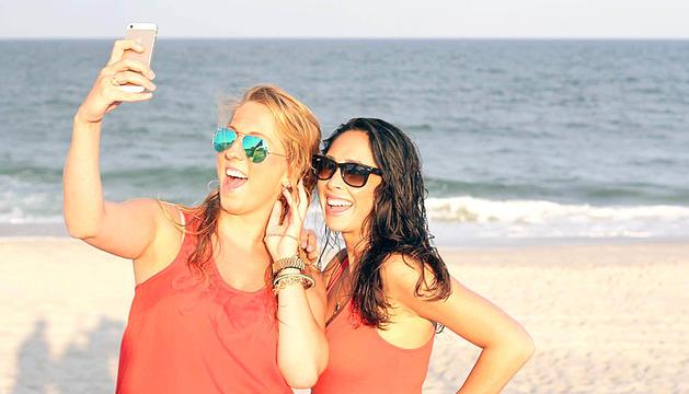 Selfie d'estiu
