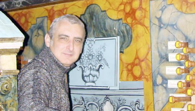 L'organista i programador Ignacio Ribas.