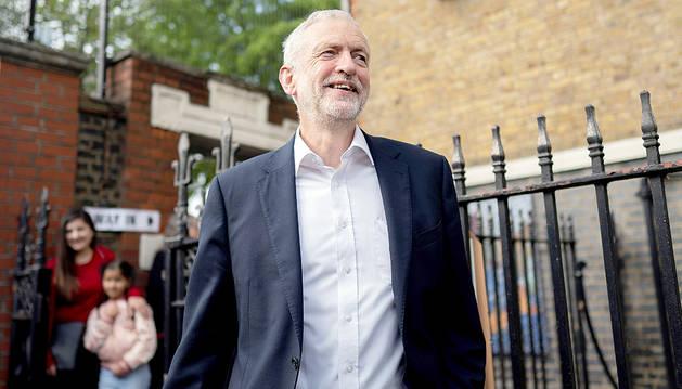El líder del Partit Laborista britànic, Jeremy Corbyn.