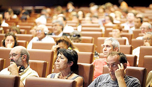Participants a la 36a edició de la UEA.