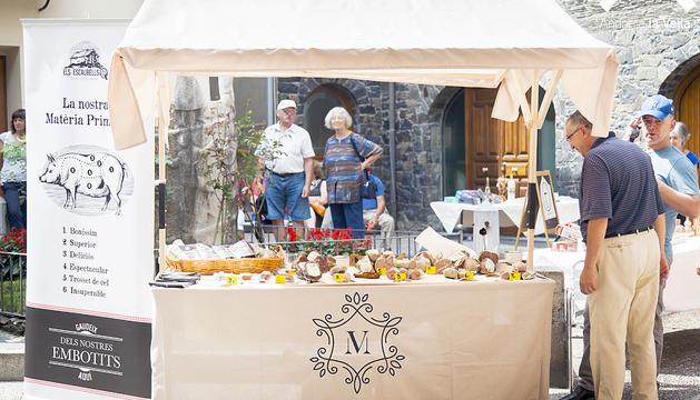 Els productes artesanals d'Andorra