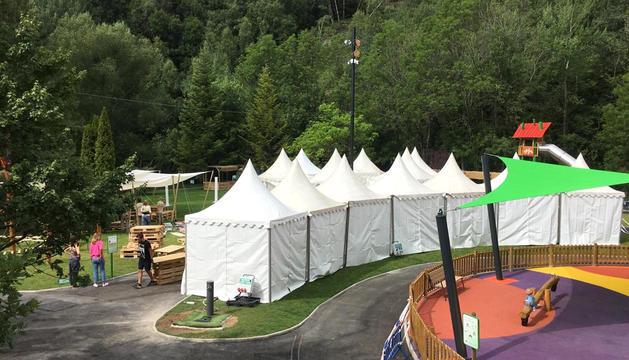 El Prat Gran acull la 2a edició de la Serenalla Market