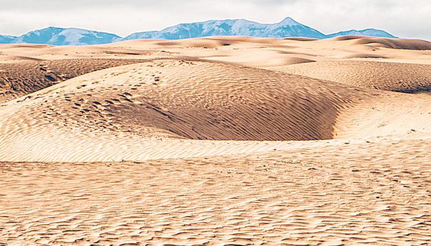 Les dunes de l'esperança