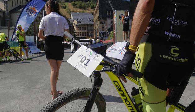 Primer dia de la segona edició de l'Andorra Bike Race