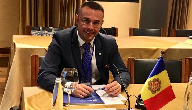 León, present a la Conferència de Ministres de justícia