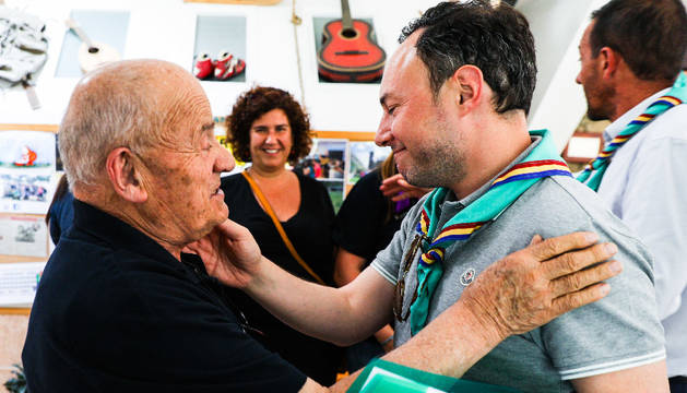 Xavier Espot i Mossén Ramon de Canillo