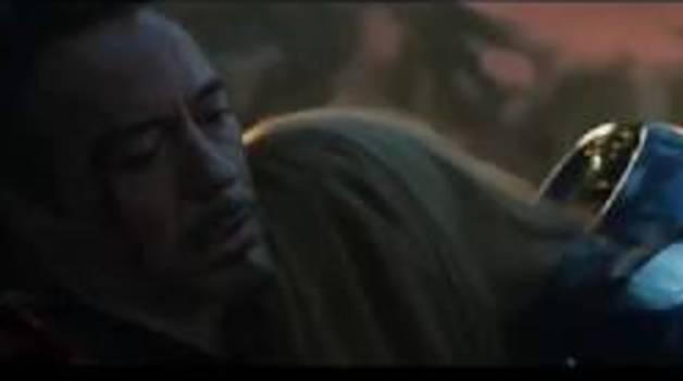 Escena eliminada d''Avengers: Endgame'
