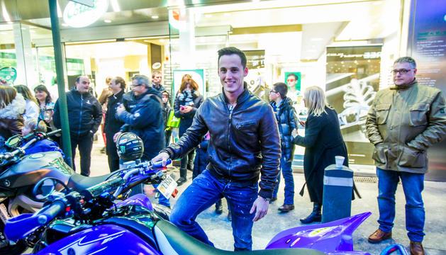 El pilot de MotoGP Pol Espargaró resideix a Andorra